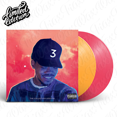 Chance The Rapper - Coloring Book Vinyl Collectors Edition BONUS SONGS Sealed