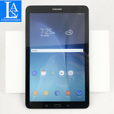 ✅Samsung Galaxy Tab E SM-T560NU  T567V Verizon 16GB Wi-Fi 9-6in- Tablet Black