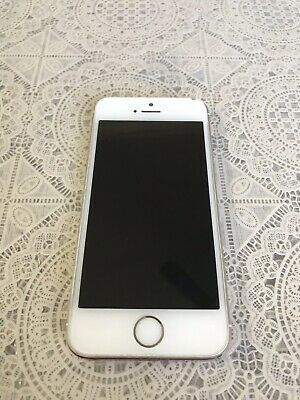 PARTS NOT WORKING Apple iPhone 5s - 16GB - Gold T-Mobile Unlocked