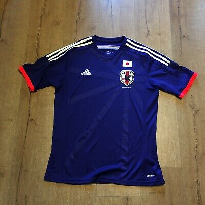 Adidas Japan National Team World Cup Jersey Mens L