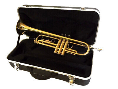 TRUMPET-BANKRUPTCY-NEW STUDENT TO INTERMEDIATE CONCERT SILVER BAND TRUMPETS