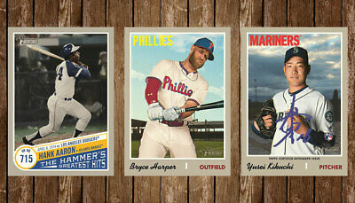 2019 Topps Heritage High Number - Choose Your Single Card 501-725