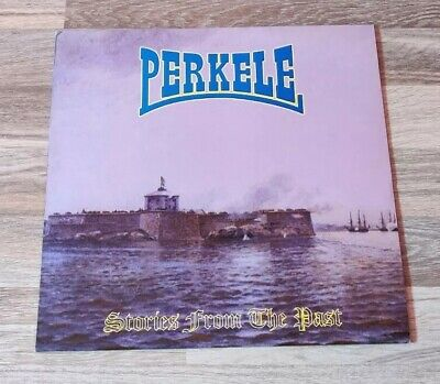 Perkele - Stories From The Past LP White Vinyl