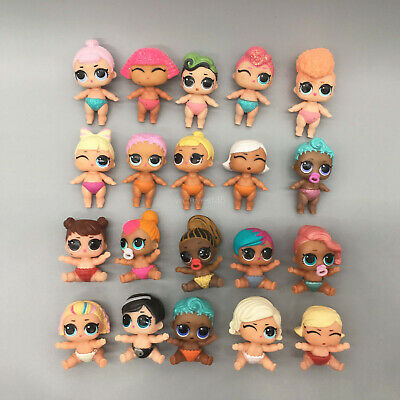 5 PCS LOL Surprise Doll Random Mini Figure Sister Series ANGEL Body Toys