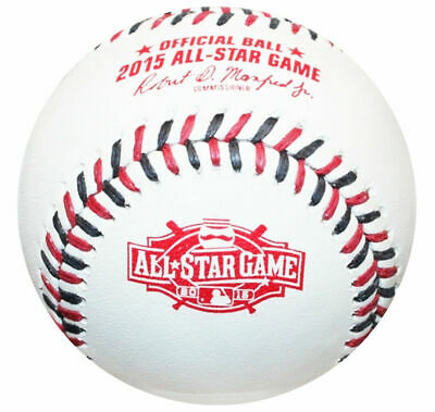 Rawlings 2015 All Star Game MLB Official Game Baseball Boxed