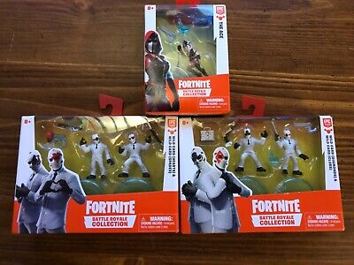 FORTNITE BATTLE ROYALE COLLECTION Wild Card Diamonds Clubs FIGURE 2 PACK 2019