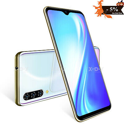 Note 7 16GB 6-3 Android 9-0 Unlocked Smartphone Cell Phone Dual SIM Phablet GPS