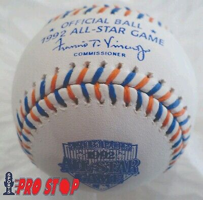 Official 1992 Rawlings ALL STAR Game Baseball  SAN DIEGO PADRES