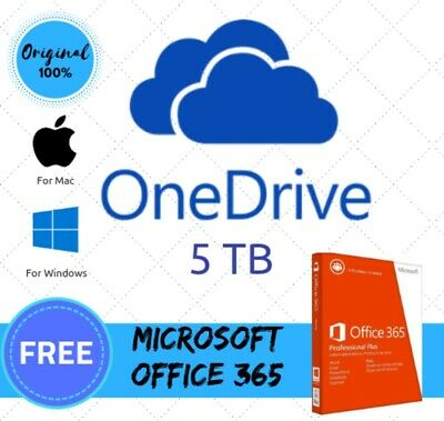 BLACK FFRIDAY OFFER ONE DRIVE 5TB- 365 NEW 5 DEVICE - GOOGLE DRIVE UNLIMITED 3-1