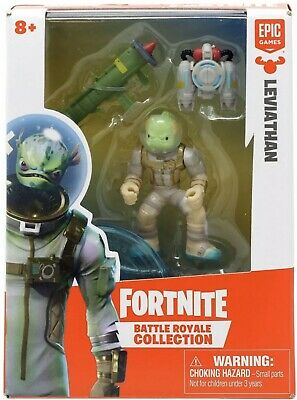 Fortnite Epic Games Battle Royale Collection Leviathan 2-Inch Mini Figure