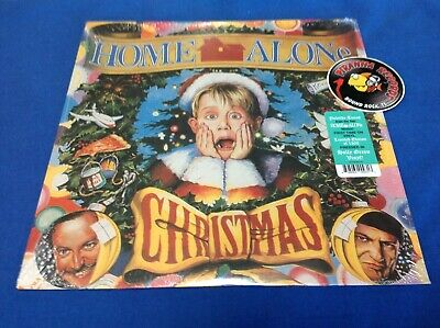 Home Alone Christmas Soundtrack Limited Holly Green LP 2019 Piranha Records
