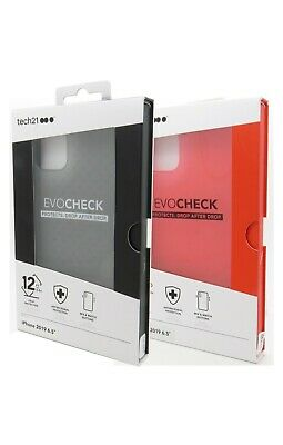 Tech21 Evo Check Series Case for the iPhone 11 Pro Max 6-5 New In Retail
