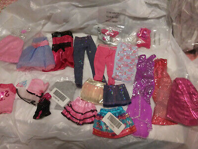 Barbie Doll clothes  Lot Of 20 NEW NOT IN PACKAGE