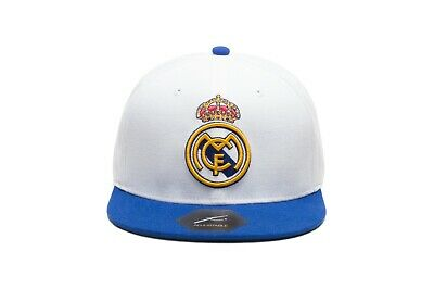 Fi Collection Real Madrid Team Snapback Hat