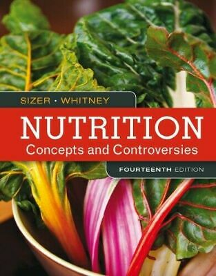 Nutrition Concepts and Controversies 14th Edition P- D -FE-MAILED