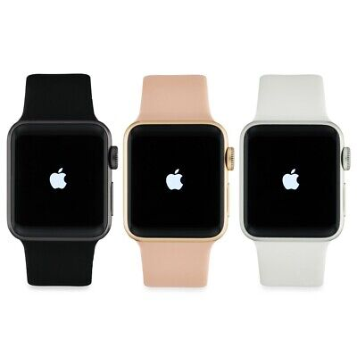 Apple Watch Series 4 40MM GPS - GSM LTE Cellular Gray Silver Gold Aluminum Case