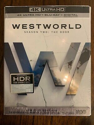 Westworld Season 2 The Door Limited Edition 4K Ultra HD - Blu-ray - Digital