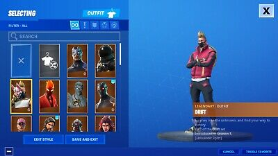 fortnite account For Pc Or Mobile