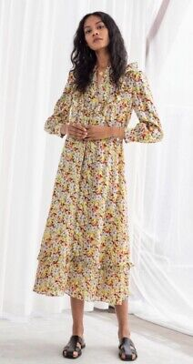 Kate Middleton Midi dress worn at Chelsea Flower show brand is - Other Stories