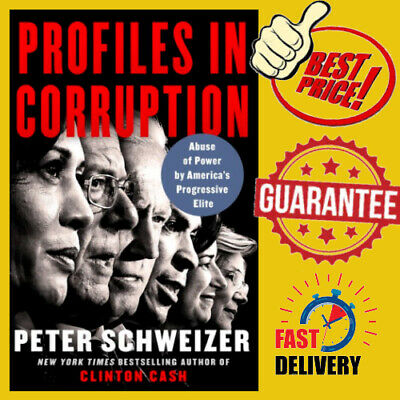 Profiles in Corruption Abuse of Power by Americas Progressive🔥P-D-F🔥