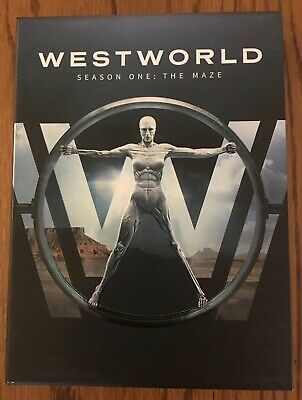 Westworld Season One - The Maze DVD