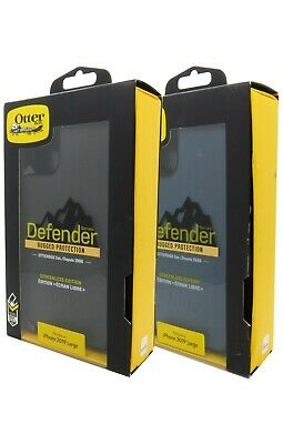 Otterbox Defender Series Case With Holster Clip for iPhone 11 6-1 New Authentic