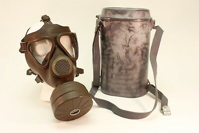 Premium NBC Gas Mask German Drager Military - Police M65 Full-Face