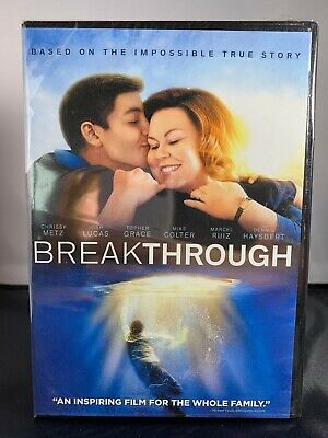 BREAKTHROUGH DVD 2019 NEW SEALED FREE SHIPPING