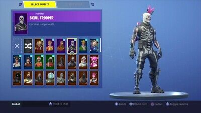 Og Fortnite Skins PS4 Account message me with offers