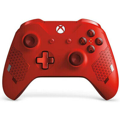 Xbox Wireless Controller Special Edition Sport Red  -  Wireless - Bluetooth