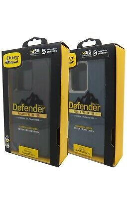 Otterbox Defender Series Case With Holster for Samsung Galaxy S20 Ultra 5G New