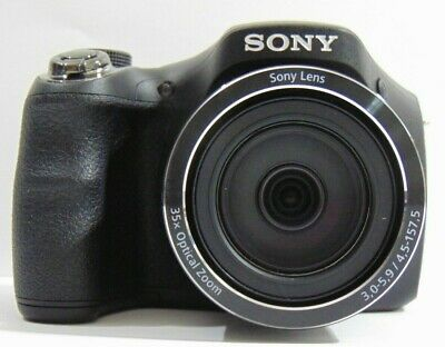 Sony Cyber Shot DSC-H300 20-1MP Digital Camera