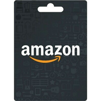 amazon gift card 50value new unscratched fast shipping