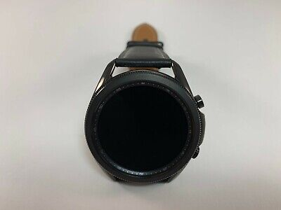 Samsung Galaxy Watch3 45mm Black 2020 BT - WI-FI - GPS NO LTE NO BOX - NEW