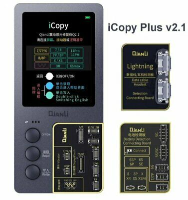Qianli iCopy Plus 2-1 LCD Battery Testing Board for iPhone EEPROM Programmer