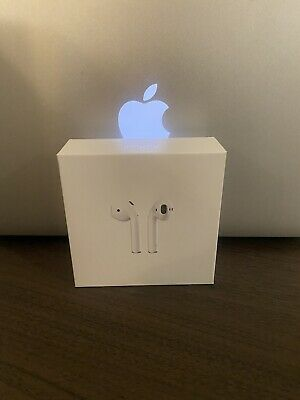 Apple AirPods 2nd Generation with Charging Case - White FREE SHIPPING
