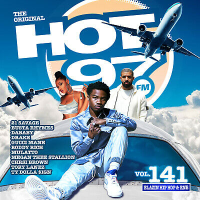 Hot 97 vol- 141 Blazin Hip Hop - RNB Official CD