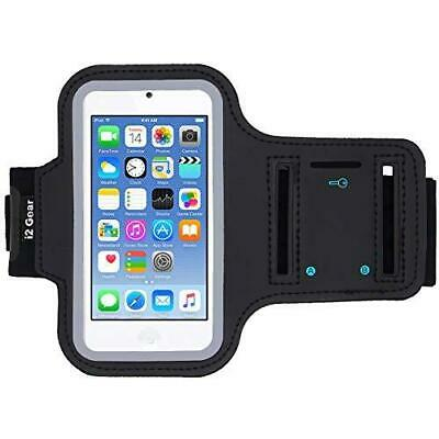 i2 Gear Running Exercise Armband for iPod Touch 6th and 5th Generation Devices