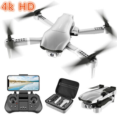 Professional F3 Drones GPS 5G WiFi FPV with 4K1080P HD Wide Angle Camera Foldab