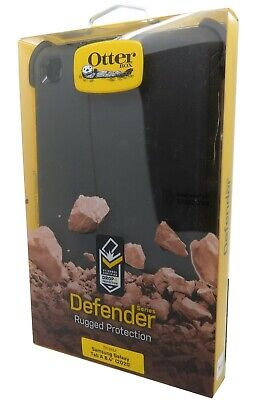 Otterbox Defender Series Case for the Samsung Galaxy Tab A 8-4 2020 Black