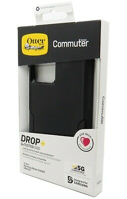 Otterbox Commuter Series Case for the Samsung Galaxy Note20 Ultra 5G Black