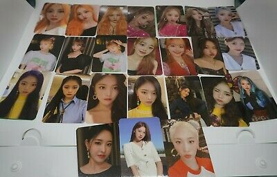 Loona 1200 Official Photocards