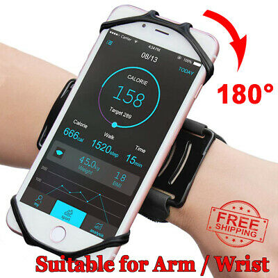 Sports Arm Band Mobile Phone Holder Bag Running Gym Armband Exercise For Phone