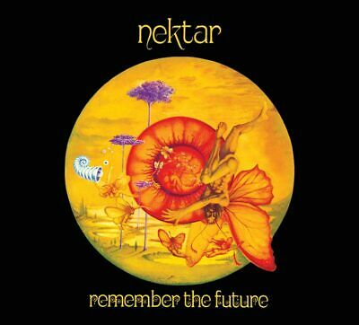 Remember The Future  CD- The reissued and remastered 1973 album