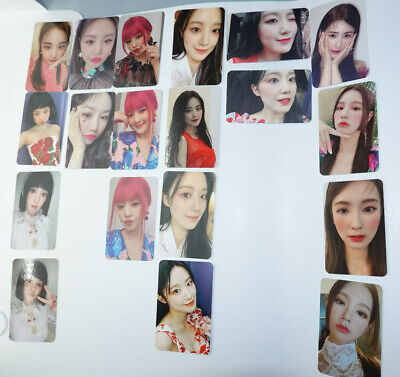 G-Idle I Burn Official Photocards gidle added more