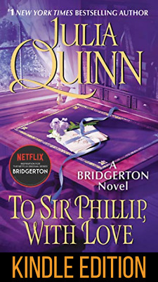 Kindle Bridgerton Series Collection Books 5 6 7 8 and 9 - By Julia Quinn