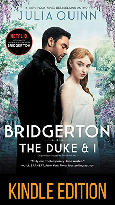 Kindle Completed Bridgerton Series Collection Books 1-9 - By Julia Quinn