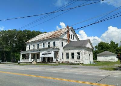 Real Estate Auction RARE HISTORICAL PROPERTY BOUCKVILLE NY