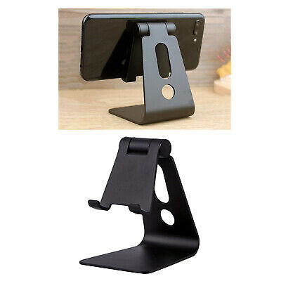 Adjustable Desk Folding Phone Stand Cell Phone Holder for iPad iPhone Desk