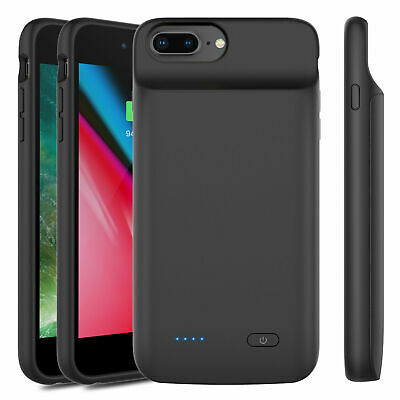 7200mAh Portable Power Bank Pack Charger Battery Case For iPhone 6 6S 7 8 Plus